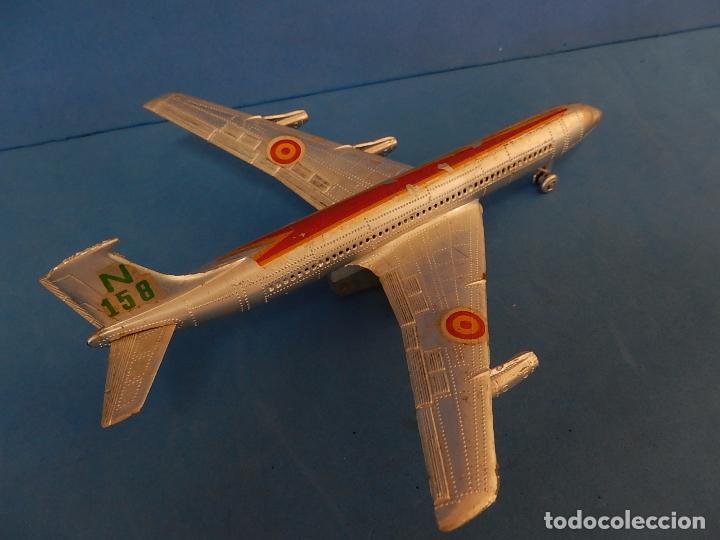 Juguetes antiguos Sanchís: Avión. Iberia N158. Fabricado por Sanchís - Foto 7 - 99890939