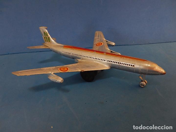 Juguetes antiguos Sanchís: Avión. Iberia N158. Fabricado por Sanchís - Foto 8 - 99890939