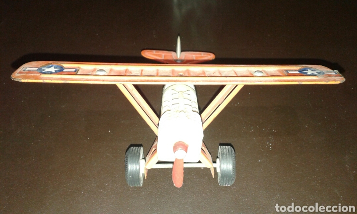Juguetes antiguos Sanchís: Avión Sanchis,Spirit of St Louis. - Foto 2 - 101765288