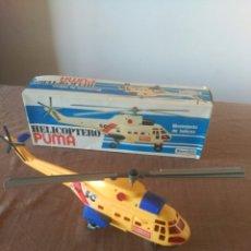 Juguetes antiguos Sanchís - Helicoptero Puma - Sanchis - 103391652