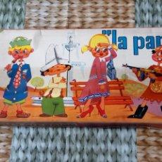 Juguetes antiguos Sanchís: METRALLETA LA PANDA SANCHIS. A ESTRENAR. Lote 109151348