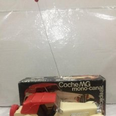 Jouets anciens Sanchís: SANCHIS COCHE MG MONOCANAL REPLICARD RFA 379. Lote 111627199