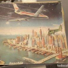 Juguetes antiguos Sanchís: BOEING 707 INTERCONTINENTAL. Lote 111787115