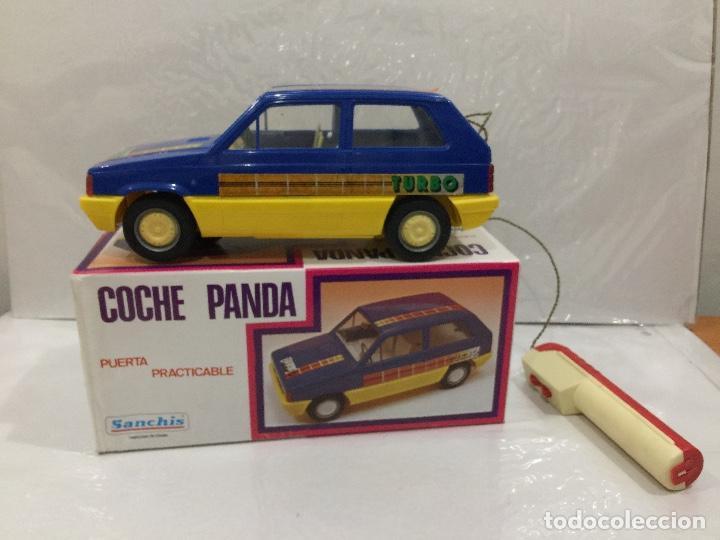 SEAT PANDA SANCHIS RFA 390 ELECTRICO (Juguetes - Marcas Clásicas - Sanchís)