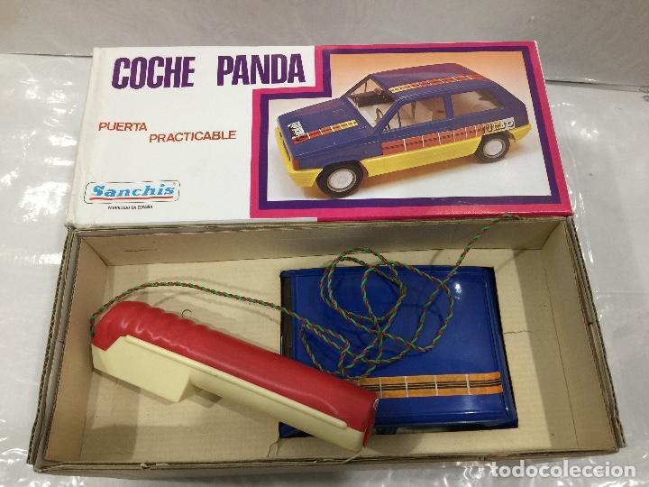 Juguetes antiguos Sanchís: SEAT PANDA SANCHIS RFA 390 ELECTRICO - Foto 11 - 178667522