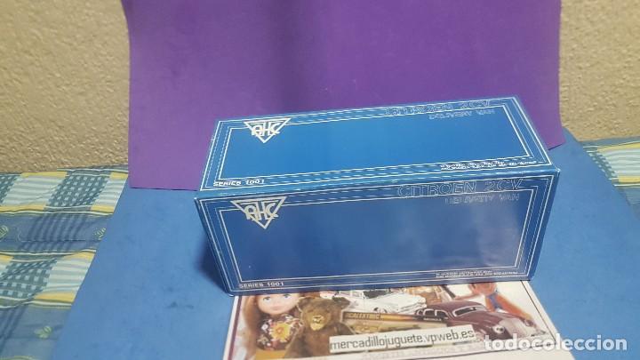 Juguetes antiguos Sanchís: Citroen 2 caballos sanchis nueva en caja - Foto 8 - 114836327