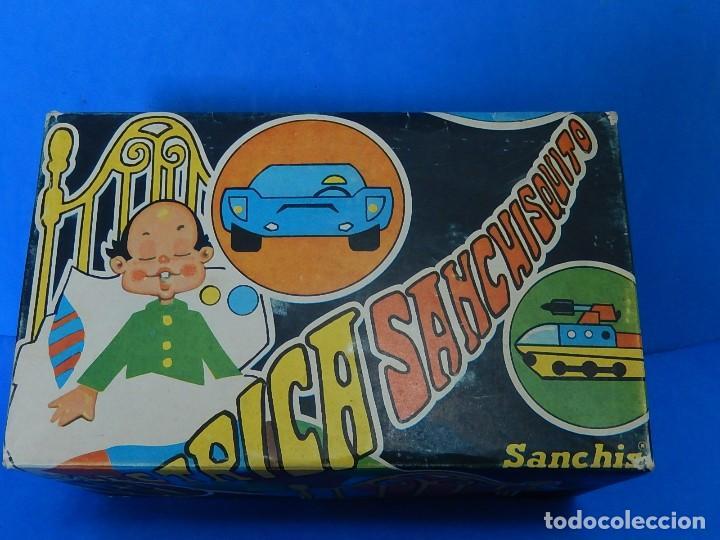 Juguetes antiguos Sanchís: Midi Tanque. Ref. 233. Sanchís. España. - Foto 17 - 121052519