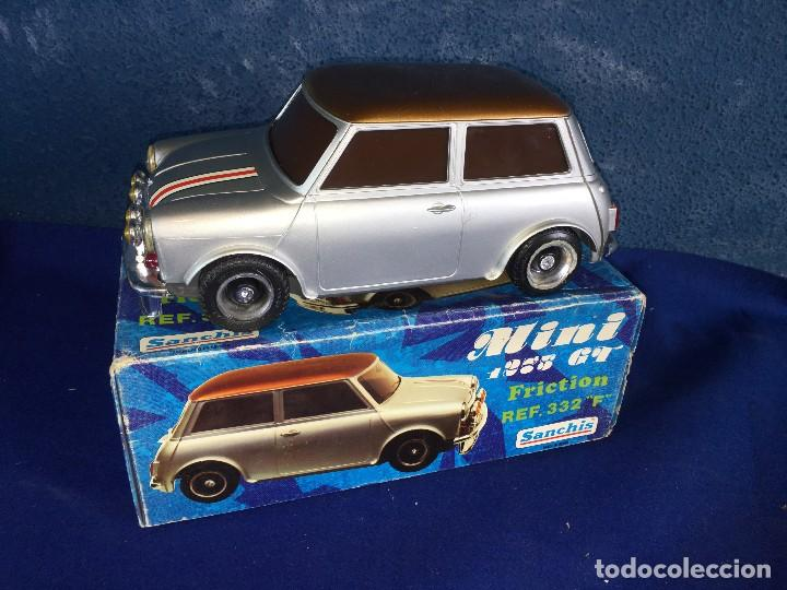 MINI 275 GT DE SANCHIS (Juguetes - Marcas Clásicas - Sanchís)