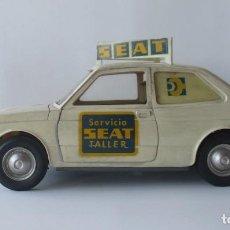 Juguetes antiguos Sanchís - COCHE SERVICIO SEAT TALLER DE SANCHIS - 128021699