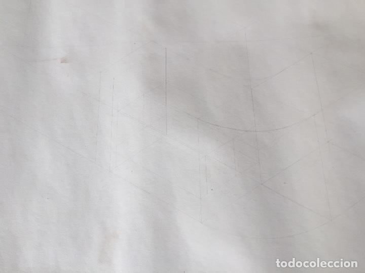 Juguetes antiguos Sanchís: SANCHIS PLANOS ORIGINALES SUBFUSIL 309 METRALLETA - Foto 19 - 132969246