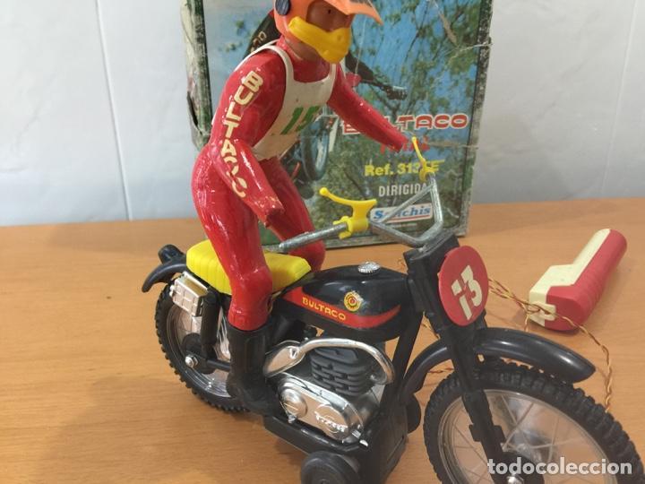 Juguetes antiguos Sanchís: MOTO BULTACO SANCHIS ELECTRICA PROTOTIPO - Foto 6 - 140144702