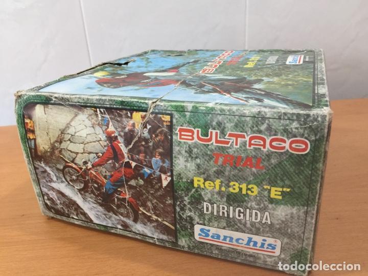 Juguetes antiguos Sanchís: MOTO BULTACO SANCHIS ELECTRICA PROTOTIPO - Foto 14 - 140144702
