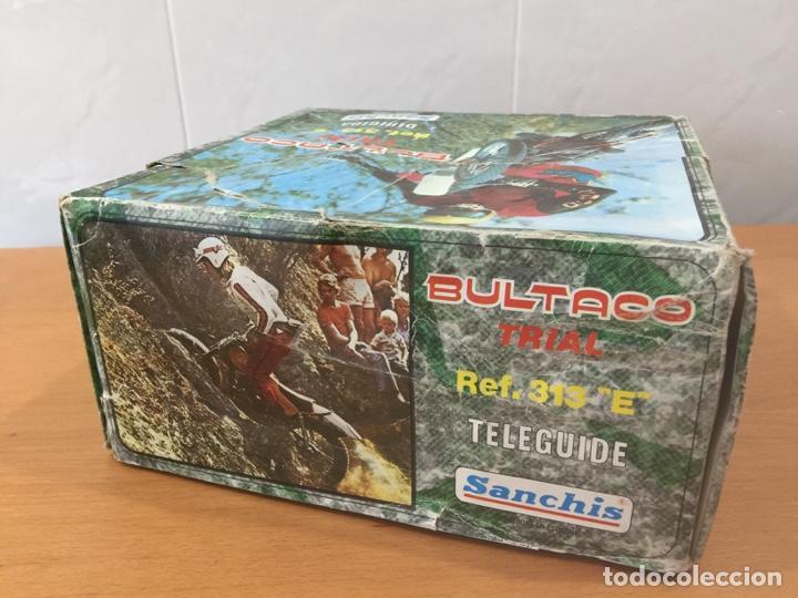 Juguetes antiguos Sanchís: MOTO BULTACO SANCHIS ELECTRICA PROTOTIPO - Foto 15 - 140144702