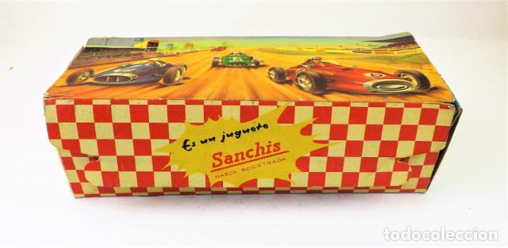 Juguetes antiguos Sanchís: Sanchís. Bólido metálico. Verde nº 1 Ref 144 - Foto 13 - 140470970
