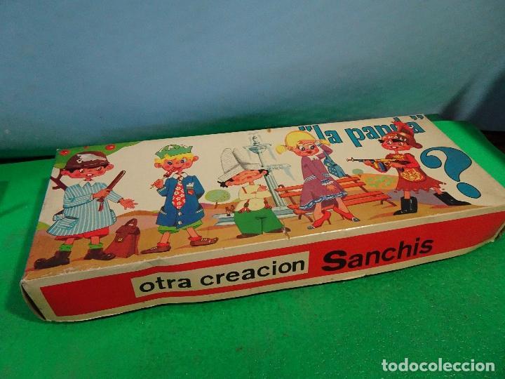 Juguetes antiguos Sanchís: JUGUETES SANCHIS-METRALLETA LA PANDA AÑOS 70- NUEVO A ESTRENAR,DE ALMACEN - Foto 3 - 141656158