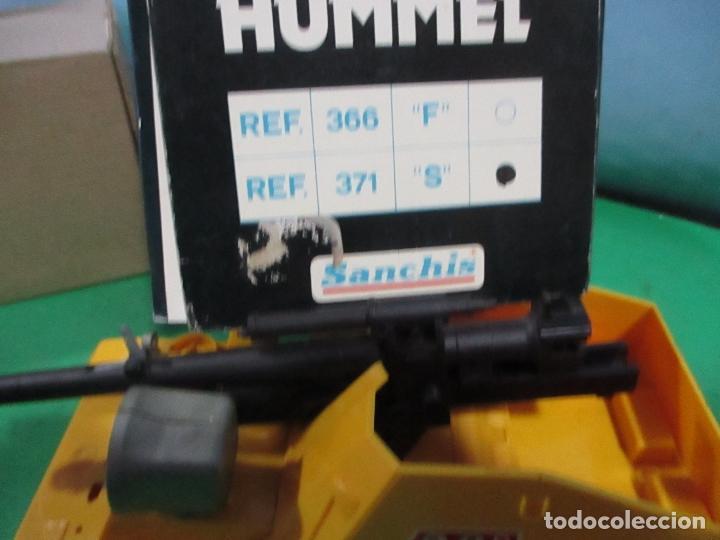 Juguetes antiguos Sanchís: JUGUETES SANCHIS-TANQUE HUMMEL-REF-371-FRICCION,NUEVO DE ALMACEN - Foto 3 - 146853046