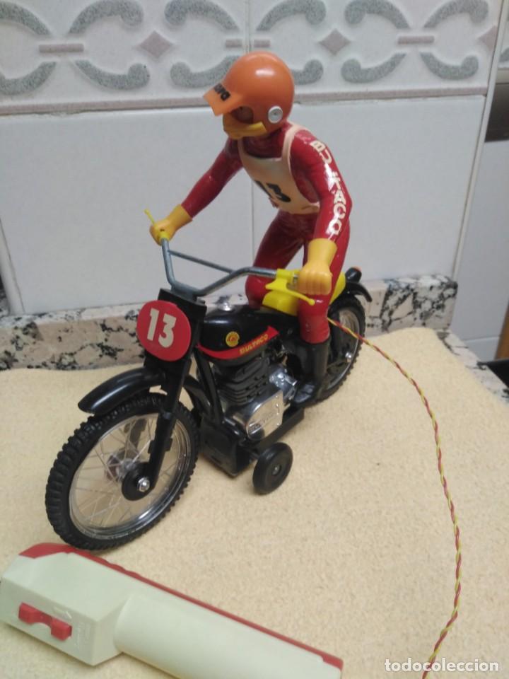 Juguetes antiguos Sanchís: Bultaco Trial Sanchis - Foto 3 - 151462678