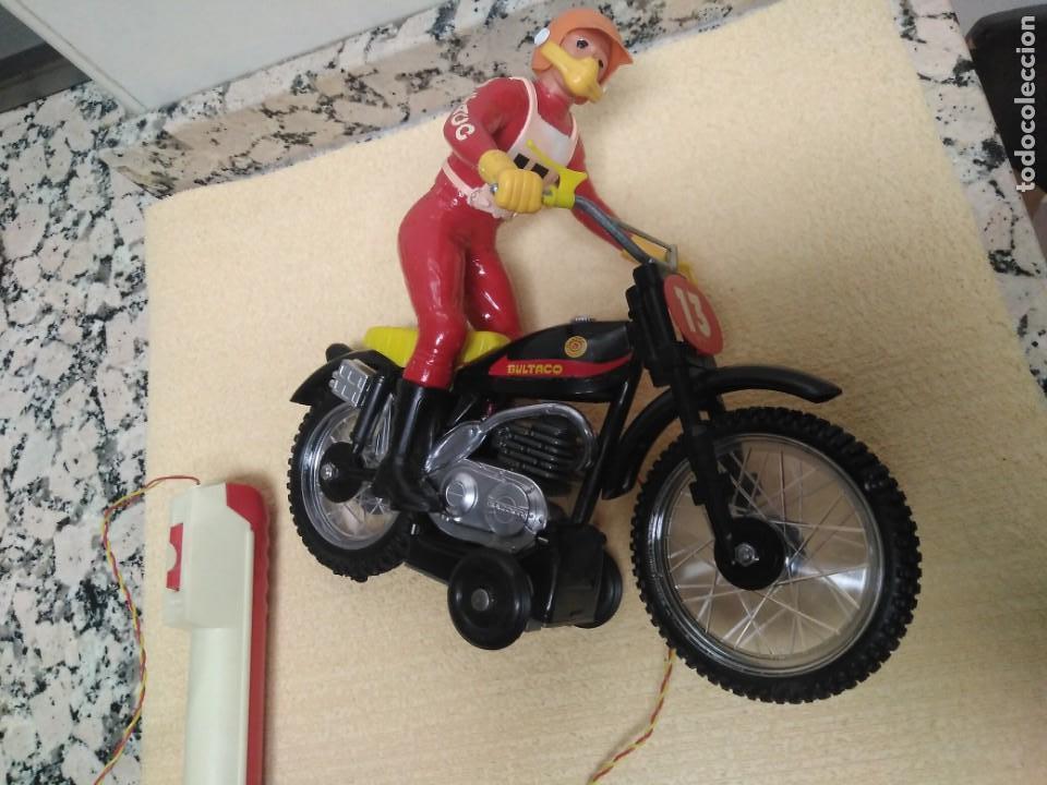 Juguetes antiguos Sanchís: Bultaco Trial Sanchis - Foto 7 - 151462678