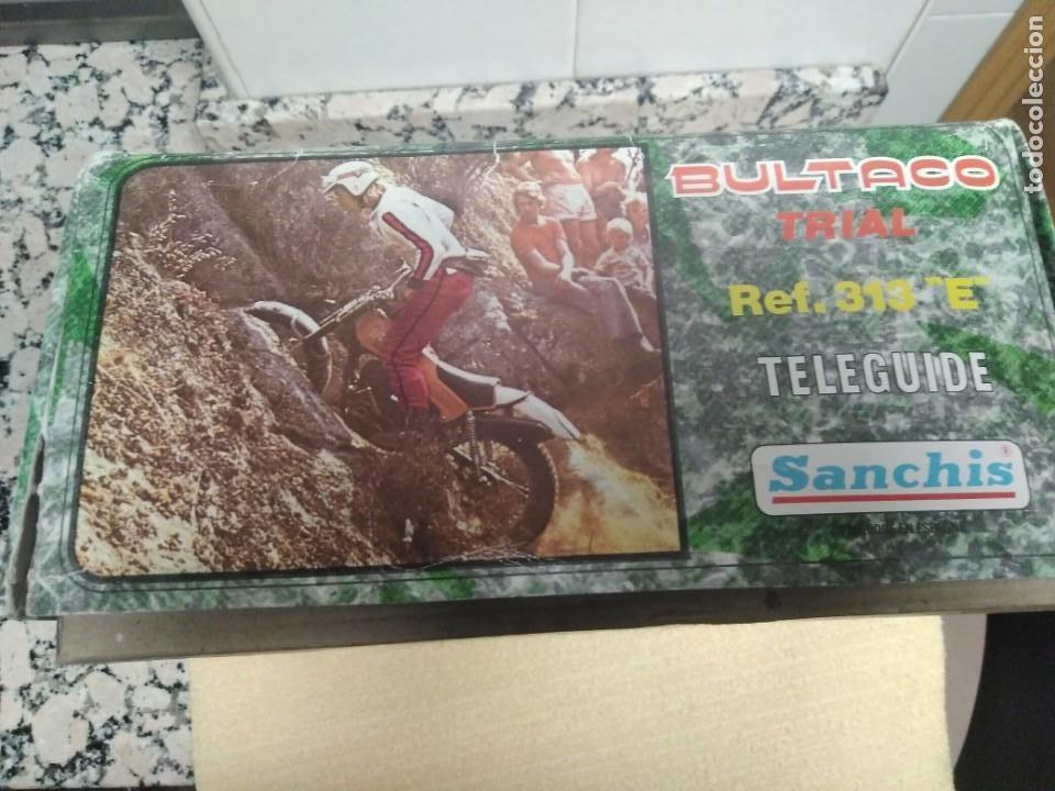 Juguetes antiguos Sanchís: Bultaco Trial Sanchis - Foto 9 - 151462678