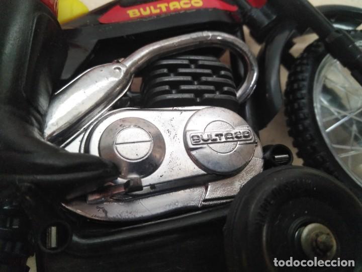 Juguetes antiguos Sanchís: Bultaco Trial Sanchis - Foto 11 - 151462678