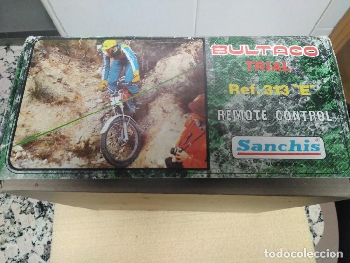 Juguetes antiguos Sanchís: Bultaco Trial Sanchis - Foto 12 - 151462678