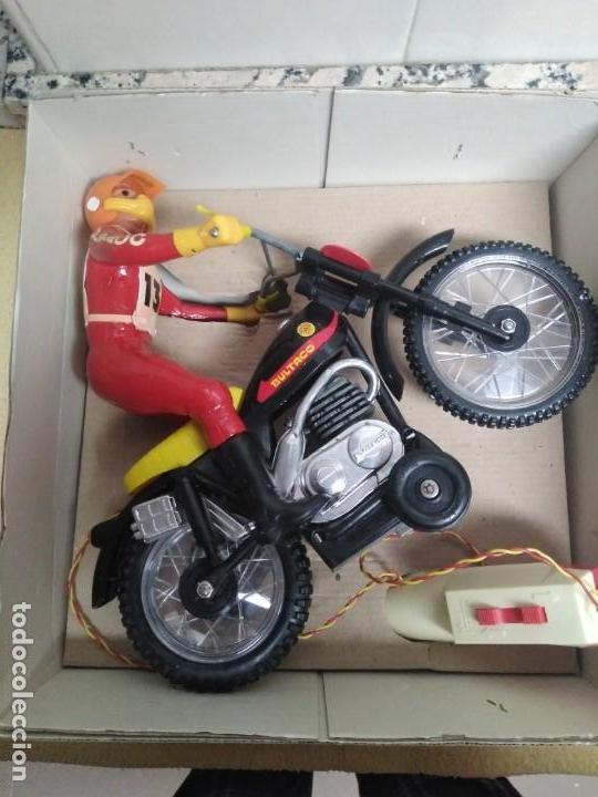 Juguetes antiguos Sanchís: Bultaco Trial Sanchis - Foto 14 - 151462678