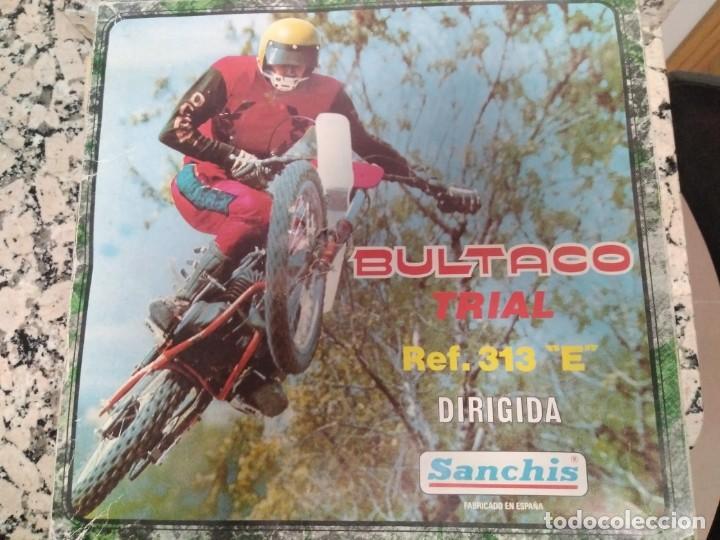 Juguetes antiguos Sanchís: Bultaco Trial Sanchis - Foto 16 - 151462678