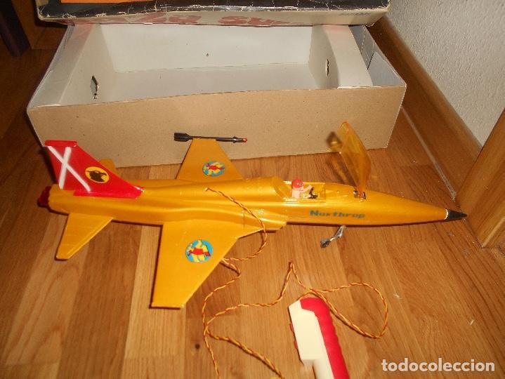 Juguetes antiguos Sanchís: AVION CAZA SUPERSONICO F-5 DE SANCHIS EN CAJA - Foto 3 - 151903814
