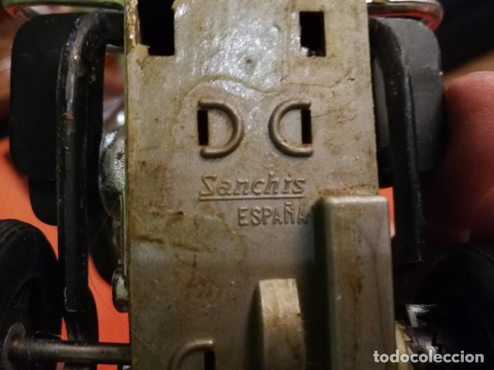 Juguetes antiguos Sanchís: ANTIGUA MOTO CON MOTORISTA HARLEY DAVIDSON Y MANDO VER FOTOS - Foto 10 - 152059626