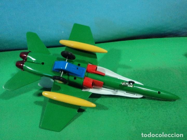 Juguetes antiguos Sanchís: AVION F-18 DE SANCHIS-ARTICULO NUEVO DE ALMACEN - Foto 4 - 158349962