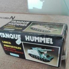 Juguetes antiguos Sanchís - Tanque hummel Sanchis original años 80 - 159372618