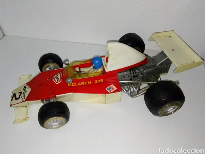 Juguetes antiguos Sanchís: Formula 1 mclaren 299 malboro reparar o piezas sanchis - Foto 2 - 277566318