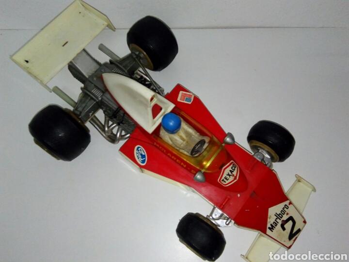 Juguetes antiguos Sanchís: Formula 1 mclaren 299 malboro reparar o piezas sanchis - Foto 3 - 277566318