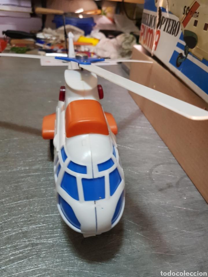 Juguetes antiguos Sanchís: Helicóptero Puma Sanchis Ref 365 en caja original - Foto 3 - 162437098
