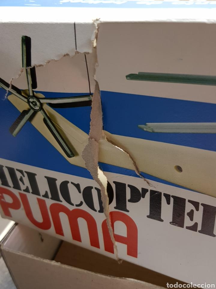 Juguetes antiguos Sanchís: Helicóptero Puma Sanchis Ref 365 en caja original - Foto 6 - 162437098