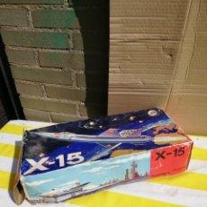 Juguetes antiguos Sanchís: AVIONETA X15 NASA DE SANCHIS. Lote 173862785