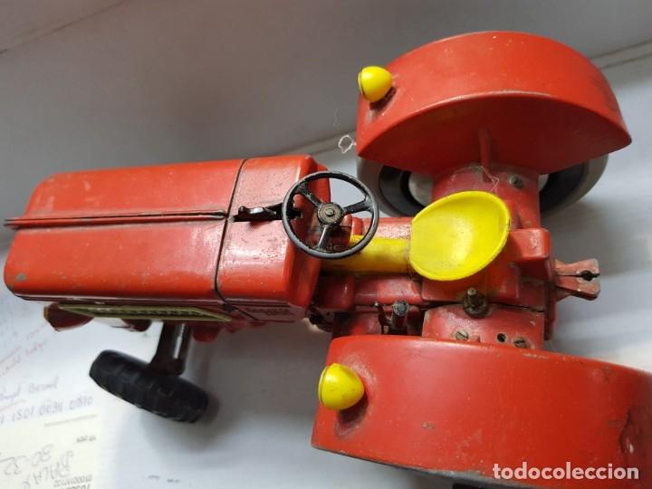 TRACTOR SANCHIS REF-176 EXTREMADAMENTE DIFICIL (Juguetes - Marcas Clásicas - Sanchís)