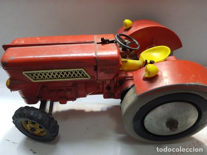 Juguetes antiguos Sanchís: Tractor Sanchis ref-176 extremadamente dificil - Foto 2 - 176122109
