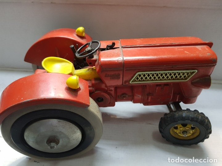 Juguetes antiguos Sanchís: Tractor Sanchis ref-176 extremadamente dificil - Foto 3 - 176122109