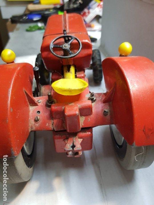 Juguetes antiguos Sanchís: Tractor Sanchis ref-176 extremadamente dificil - Foto 6 - 176122109