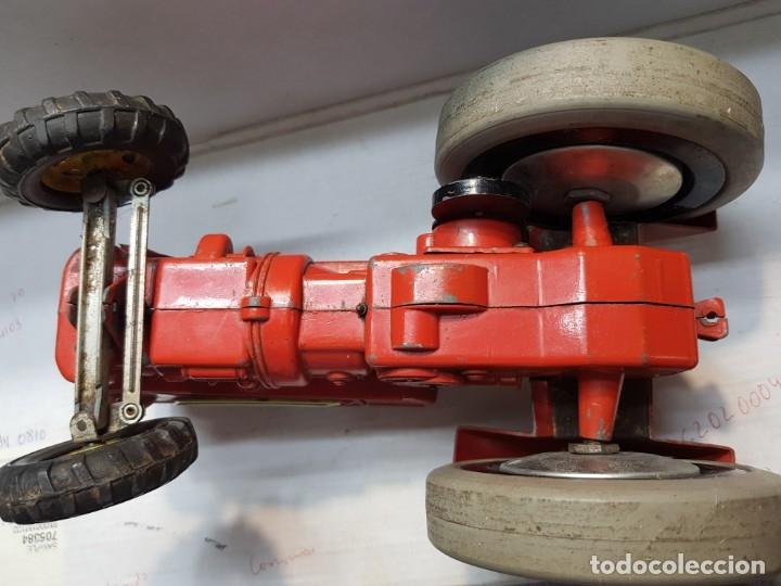 Juguetes antiguos Sanchís: Tractor Sanchis ref-176 extremadamente dificil - Foto 7 - 176122109