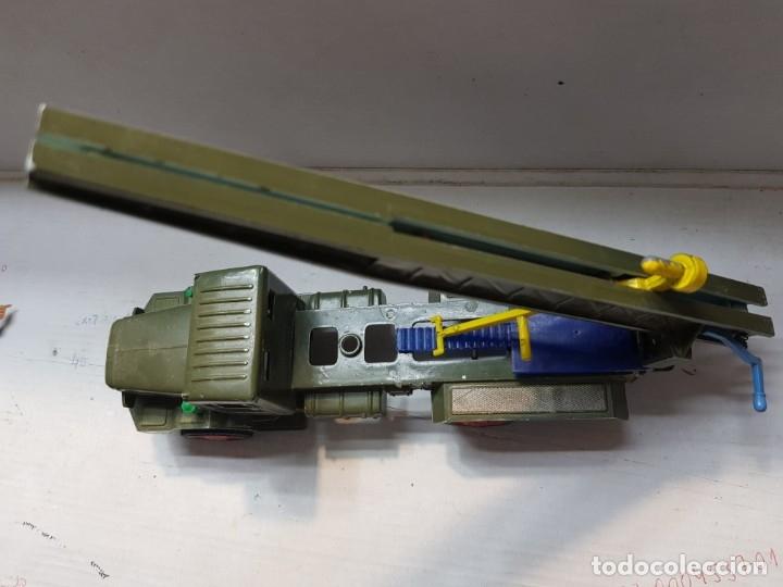 Juguetes antiguos Sanchís: Camión Lanza misiles de Sanchis ref-215 escaso - Foto 2 - 176127910