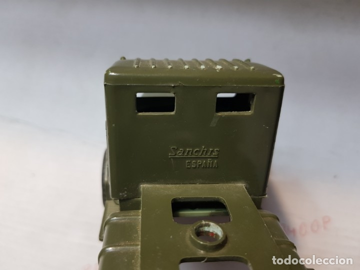 Juguetes antiguos Sanchís: Camión Lanza misiles de Sanchis ref-215 escaso - Foto 4 - 176127910