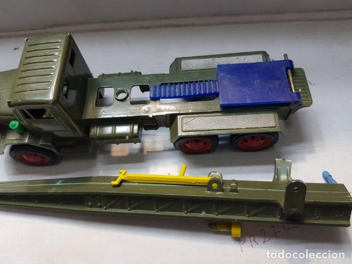 Juguetes antiguos Sanchís: Camión Lanza misiles de Sanchis ref-215 escaso - Foto 6 - 176127910