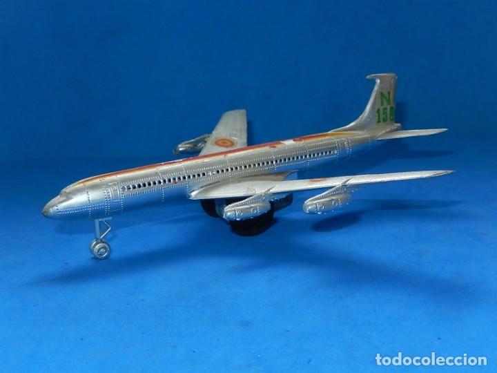 Juguetes antiguos Sanchís: Avión. Iberia N 158. Fabricado por Sanchís - Foto 15 - 176380244