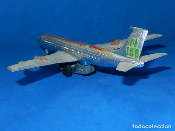 Juguetes antiguos Sanchís: Avión. Iberia N 158. Fabricado por Sanchís - Foto 16 - 176380244
