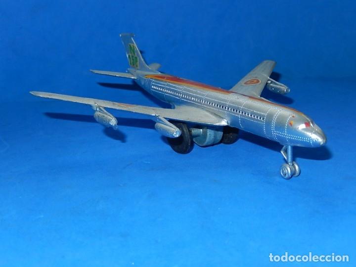 Juguetes antiguos Sanchís: Avión. Iberia N 158. Fabricado por Sanchís - Foto 18 - 176380244