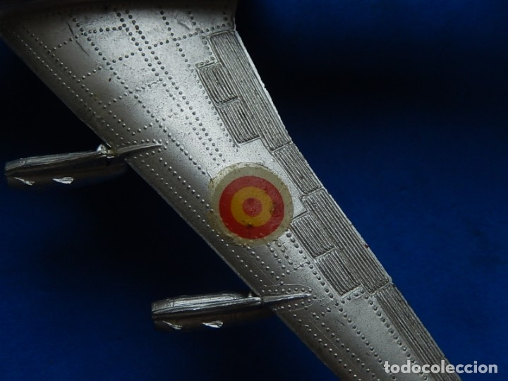 Juguetes antiguos Sanchís: Avión. Iberia N 158. Fabricado por Sanchís - Foto 23 - 176380244