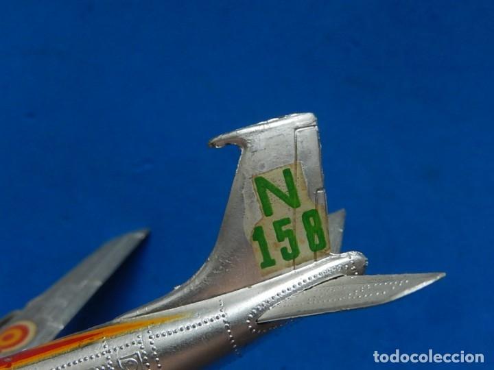 Juguetes antiguos Sanchís: Avión. Iberia N 158. Fabricado por Sanchís - Foto 27 - 176380244