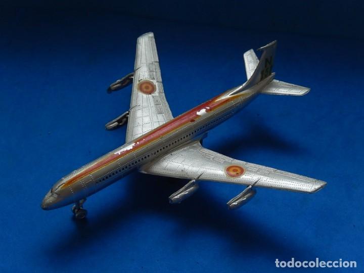 Juguetes antiguos Sanchís: Avión. Iberia N 158. Fabricado por Sanchís - Foto 28 - 176380244